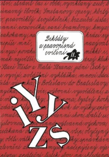Diktáty a pravopisná cvičení II. pro 5. - 9. ročník