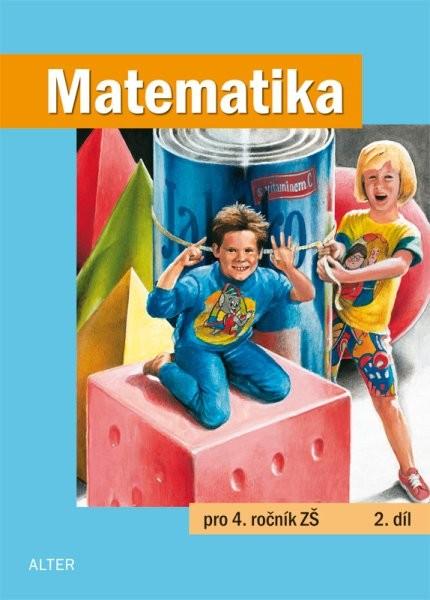 Matematika 4.ročník 2. díl (učebnice)