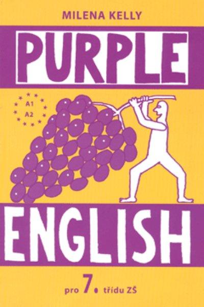 Purple English 7.r. - učebnice