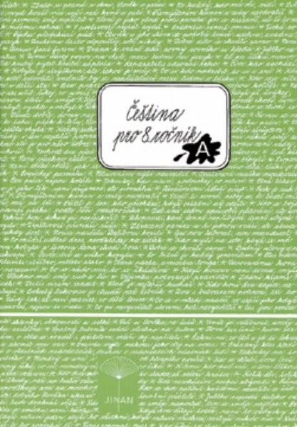 Čeština pro 8. ročník - učebnice A