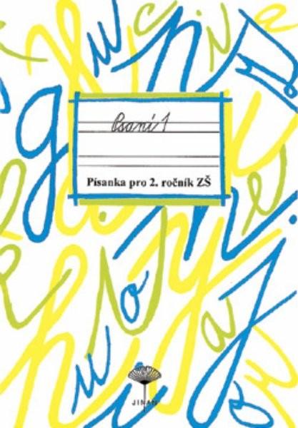 Psaní 1 - písanka pro 2. ročník ZŠ