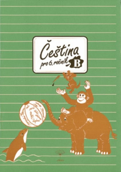 Čeština pro 6. ročník - učebnice B