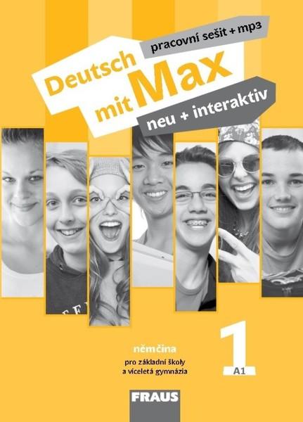 Deutsch mit Max neu + interaktiv 1 Pracovní sešit