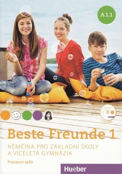 Beste Freunde 1 Pracovní sešit + CD-ROM