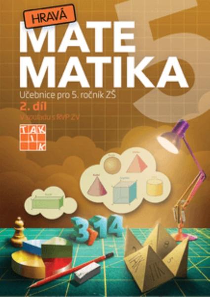 Hravá matematika 5.r. 2.díl (učebnice)