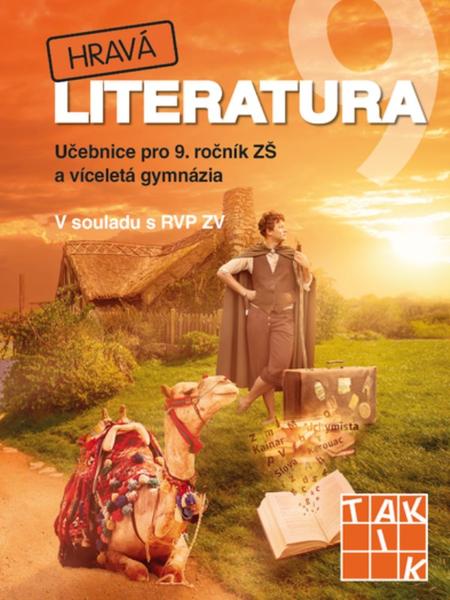 Hravá literatura 9 - Učebnice