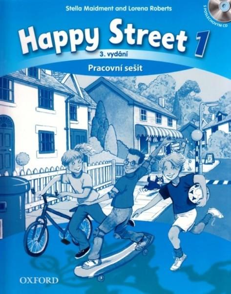 Happy Street 1 Third edition - Pracovní sešit + CD