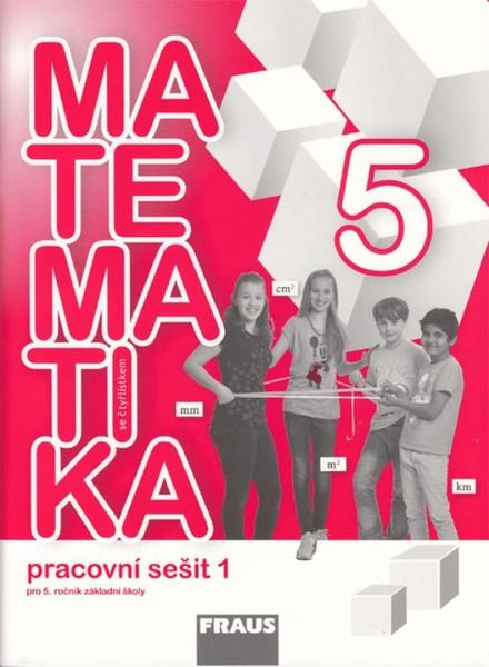 Matematika se Čtyřlístkem 5 - pracovní sešit 1 pro 5.ročník ZŠ