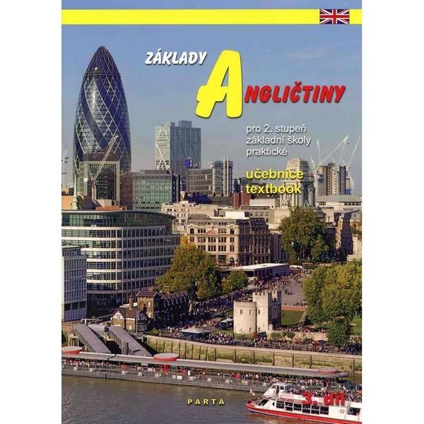 Základy angličtiny 3.díl - učebnice pro 2. stupeň ZŠ praktické