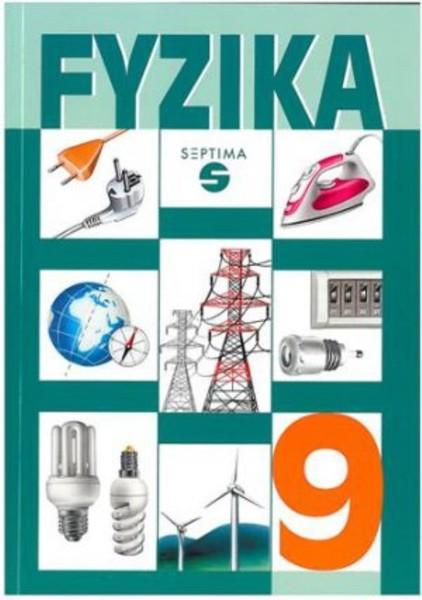 Fyzika 9.r. ZŠ praktické - učebnice