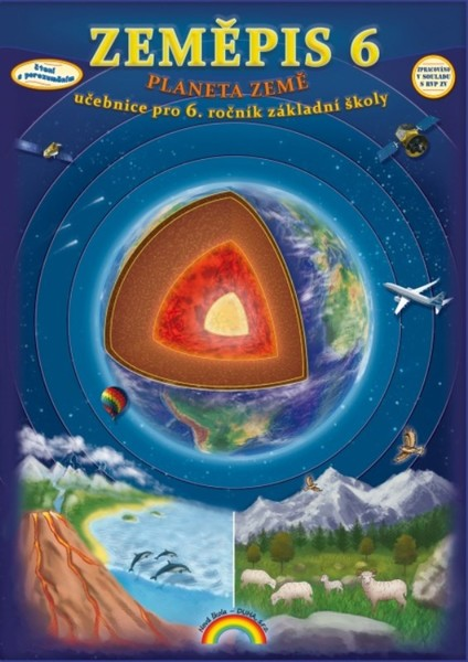 Zeměpis 6.r. Planeta Země - Učebnice