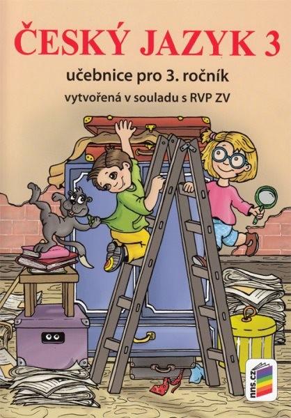 Český jazyk 3.r. učebnice (vytvořená v souladu s RVP ZV)