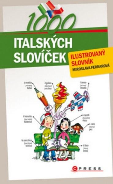 1000 italských slovíček - Ilustrovaný slovník