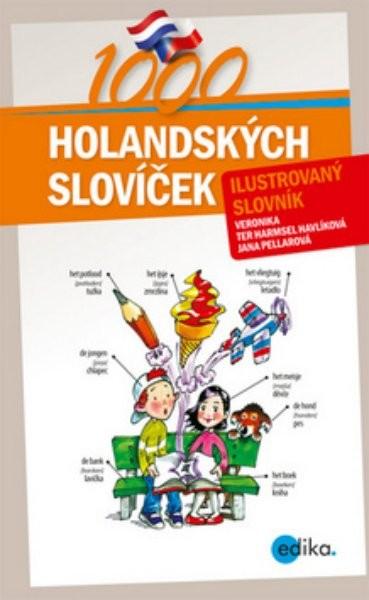 1000 holandských slovíček - ilustrovaný slovník