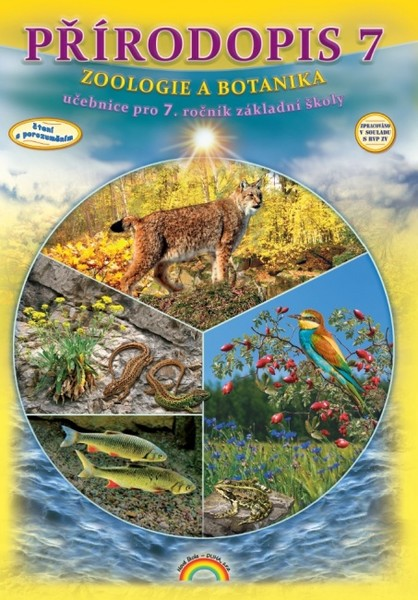 Přírodopis 7.r. Zoologie a botanika (Čtení s porozuměním)