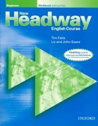 New Headway Beginner - Workbook without key (pracovní sešit bez klíče)