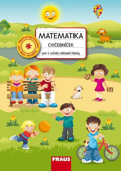 Cvičebníček matematiky pro 1.ročník ZŠ