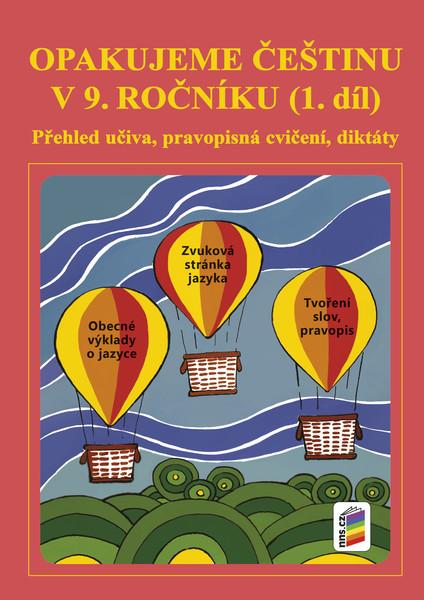 Opakujeme češtinu v 9. ročník (1.díl)