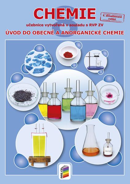 Chemie 8.r. - učebnice (úvod do obecné a anorganické chemie)