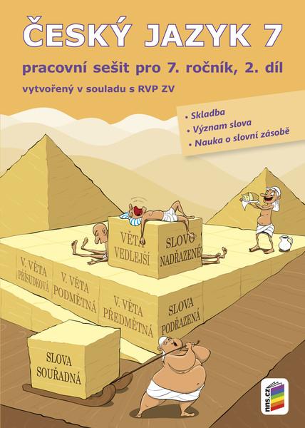 Český jazyk 7.r. pracovní sešit 2.díl