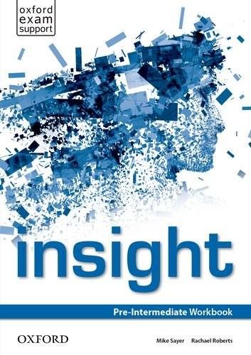 Insight Pre-intermediate Workbook (Pracovní sešit)
