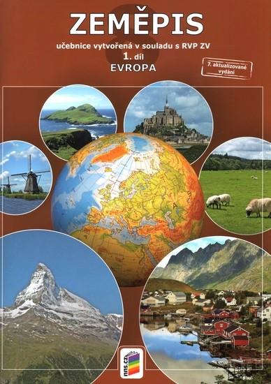 Zeměpis 8.r. 1. díl - Evropa