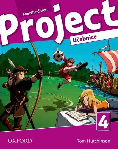 Project 4 Fourth Edition - Učebnice (čtvrté vydání)
