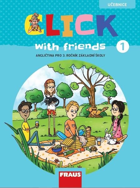 Click with Friends 1 - Učebnice