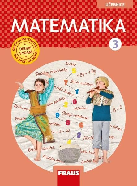 Matematika 3.r. ZŠ - Učebnice (nová generace)