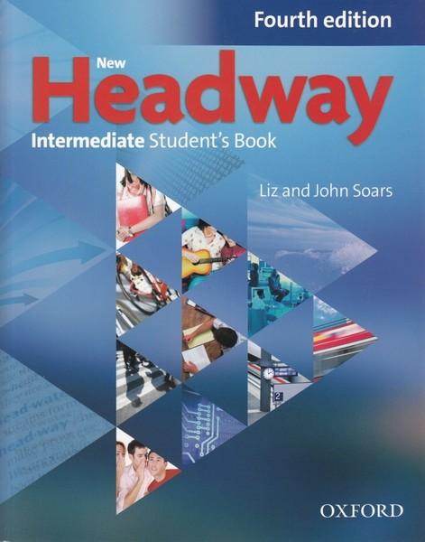 New Headway Intermediate 4.vyd. Student´s Book (učebnice)
