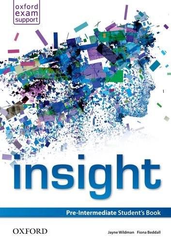 Insight Pre-intermediate Student´s Book (Učebnice)