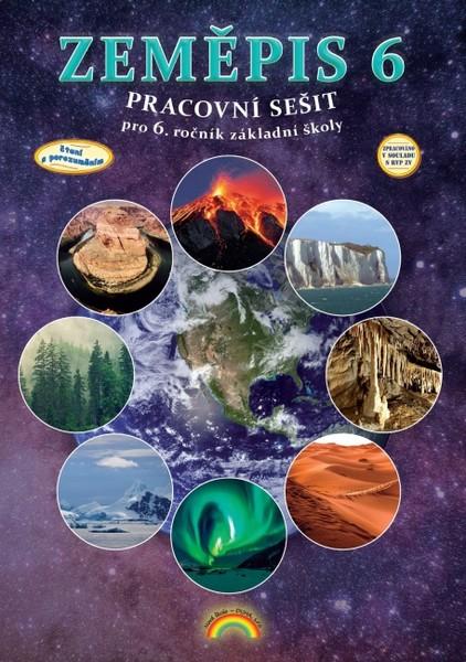 Zeměpis 6.r. Planeta Země - Pracovní sešit