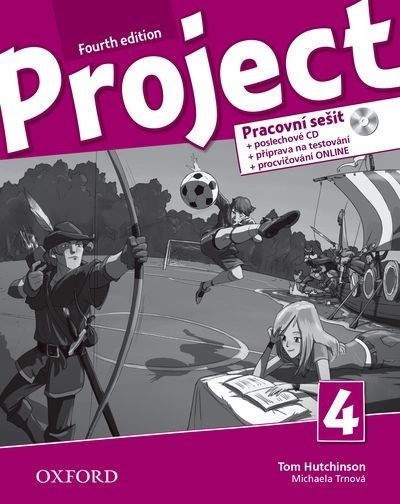 Project 4 Fourth Edition - Pracovní sešit (čtvrté vydání)