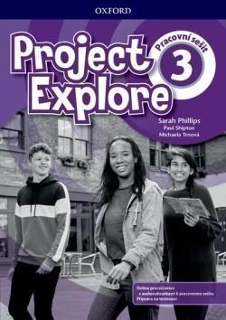 Project Explore 3 Workbook CZ