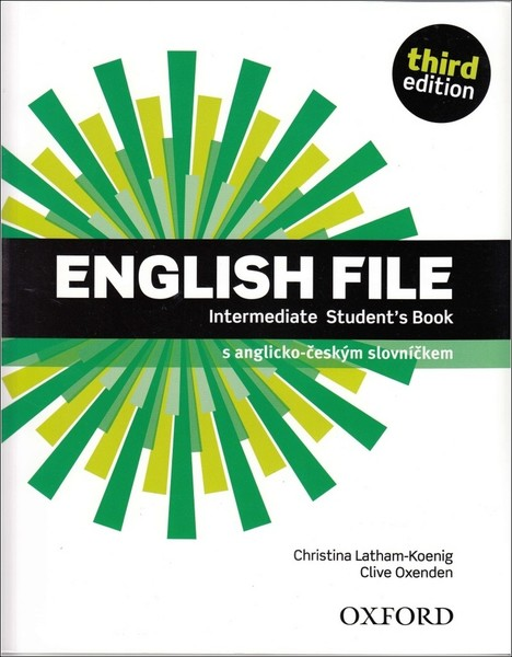 English File Third Edition Intermediate Student´s Book