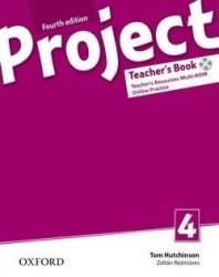 Project 4 Fourth Edition - Teacher's Book (čtvrté vydání)