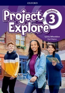 Project Explore 3 Student's book CZ