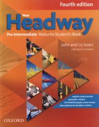 New Headway Pre-intermediate 4.vyd. Maturita Student´s Book (učebnice)