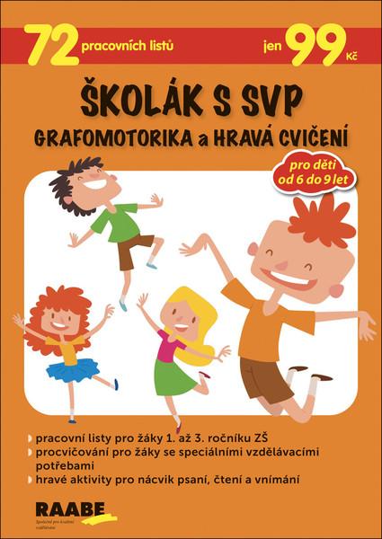 Školák s SVP - Grafomotorika a hravá cvičení
