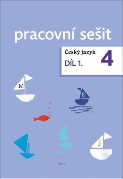 Český jazyk 4.r. - pracovní sešit 1.díl