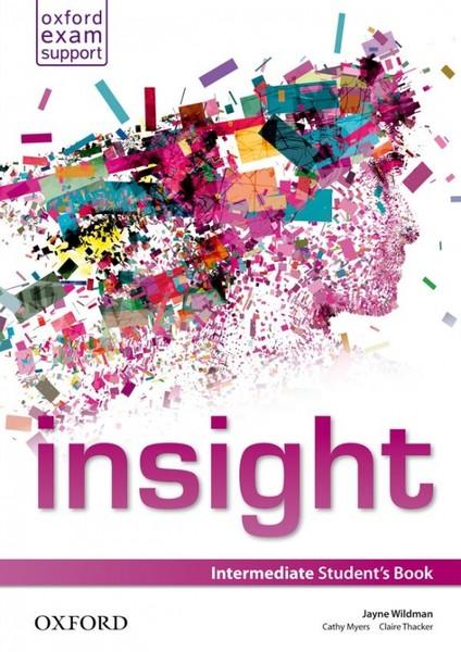 Insight Intermediate Student´s Book (Učebnice)