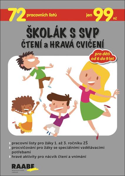 Školák s SVP - Čtení a hravá cvičení