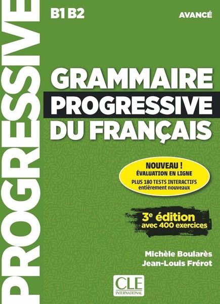 Grammaire Progressive du Francais Avancé - Livre (kniha + CD)
