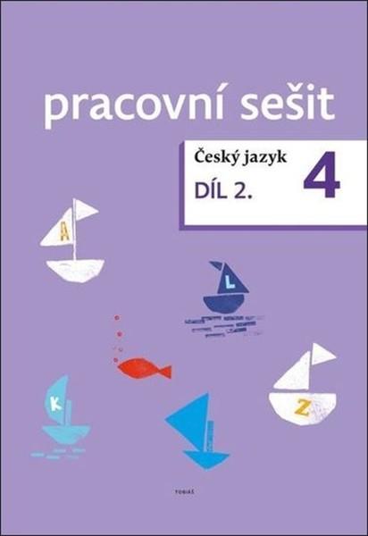Český jazyk 4.r. - pracovní sešit 2.díl