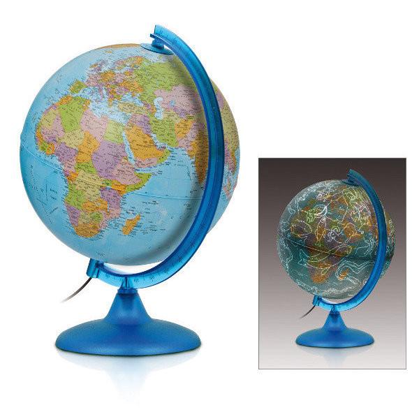 Globus noc a den (25 cm)