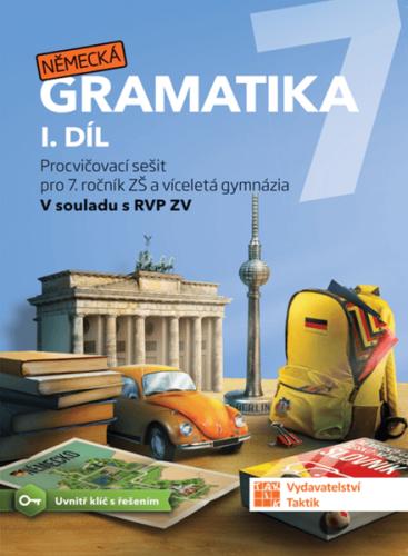 Německá gramatika 7 I.díl