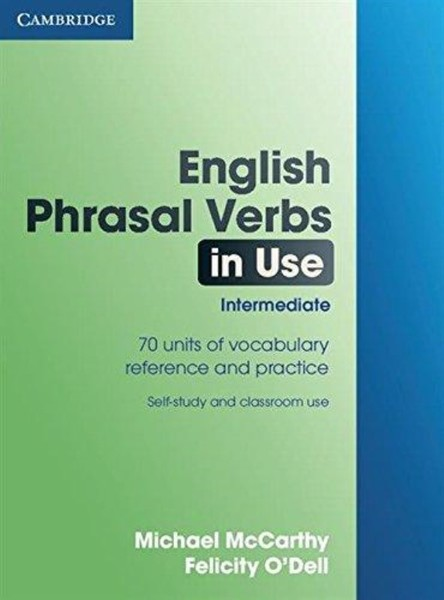 English Phrasal Verbs in Use Intermediate with answer