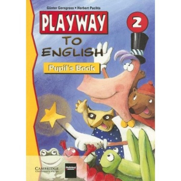 Playway to English 2 Pupils Book (učebnice)