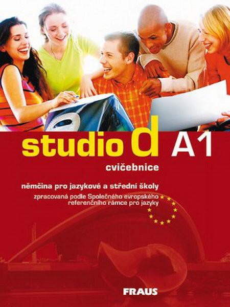 Studio d A1 - němčina pro JŠ a SŠ - cvičebnice