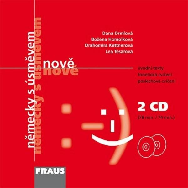 Německy s úsměvem nově - AUDIO CD